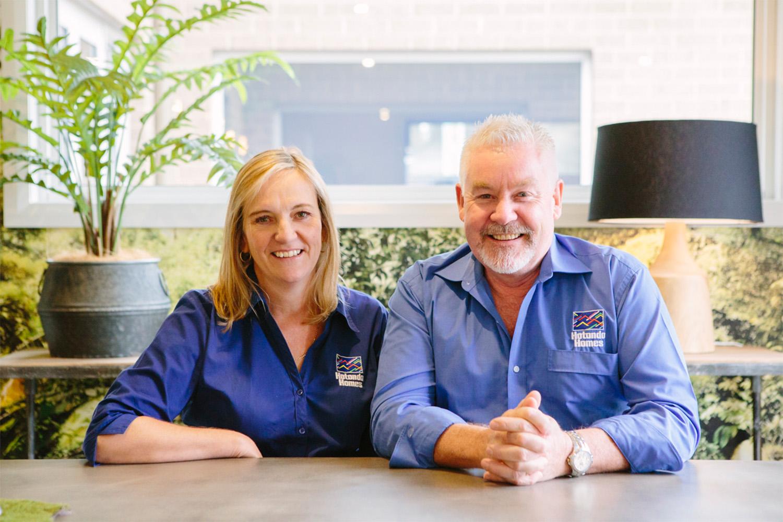 Wayne & Donna Marc - Waydon Builders Pty Ltd