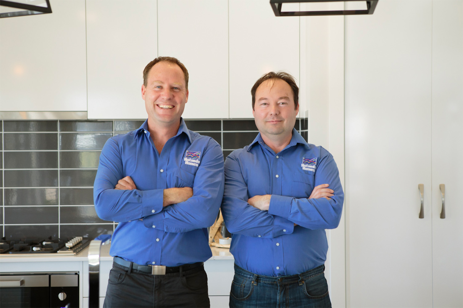 Craig & Martin Keogh - Structure Building Pty Ltd