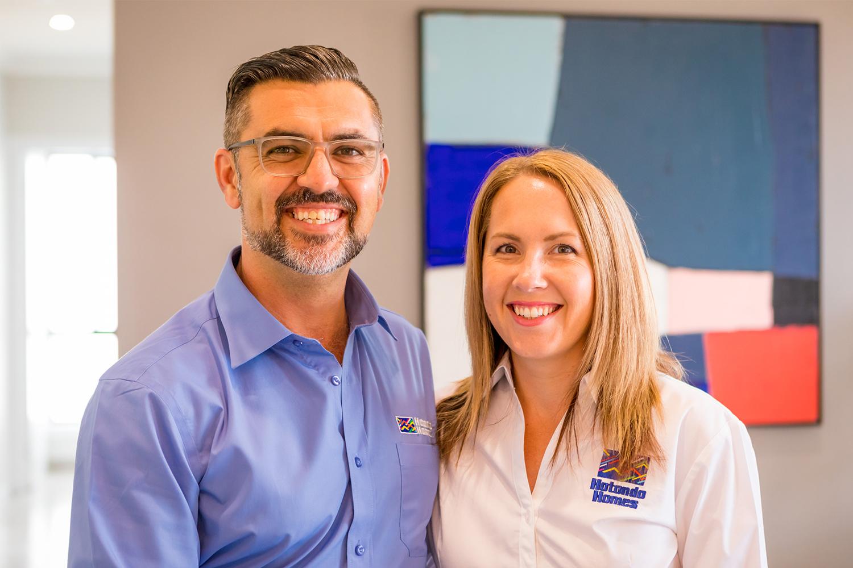 Nelson & Amy Plowman - Bundaberg Constructions