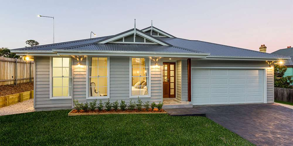 Lawson Northcote Display Home – Lawson House Display