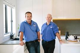 Alan & Simon Lynch