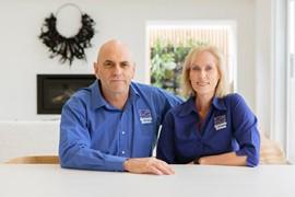 Brad & Janet Taylor