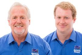 Carl & Mark Olsen