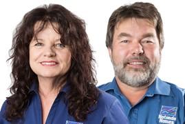 Ian & Glenda Heath