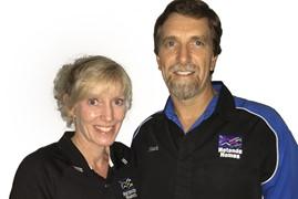 Mark Cunningham & Mandi Casey